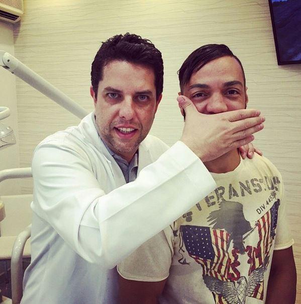 Belo faz mistério em rede social  (Foto: Instagram/Reprodução)
