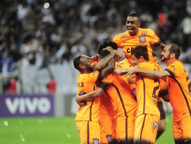 Corinthians x Fluminense Comemoração