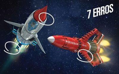 [7 Erros] Thunderbirds