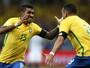 """Troca de """"chineses"""" da Seleção salva Fernandinho e ajuda a parar Messi"""