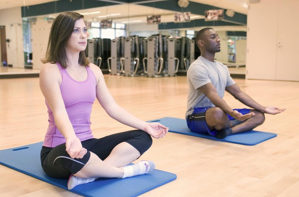 Meditação está entre práticas que passaram a fazer parte dos procedimentos do SUS (Foto:  CDC/Amanda Mills)