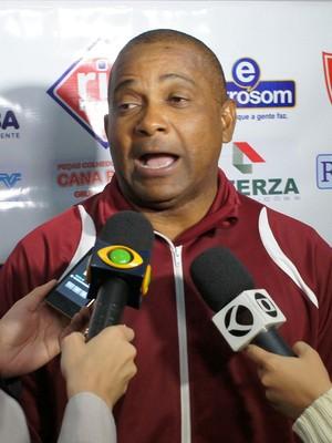 Gerson Evaristo Uberaba x Botafogo (Foto: Wander Sousa)
