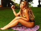 Carente, Geisy Arruda dispara: 'Cansei de ficar solteira'