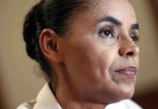 Marina Silva , da REDE (Foto: Sergio Moraes/Reuters)