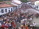 MG: blocos tradicionais atraem muita gente para cidades históricas