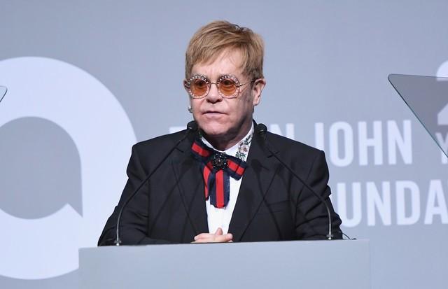 Elton John AIDS Foundation (Foto: Dimitrios Kambouris/Getty Images)