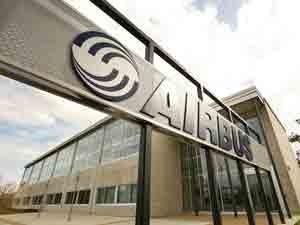 Centro de engenharia da Airbus em Mobile, no Alabama (Foto: AP/Mobile Register, John David Mercer)