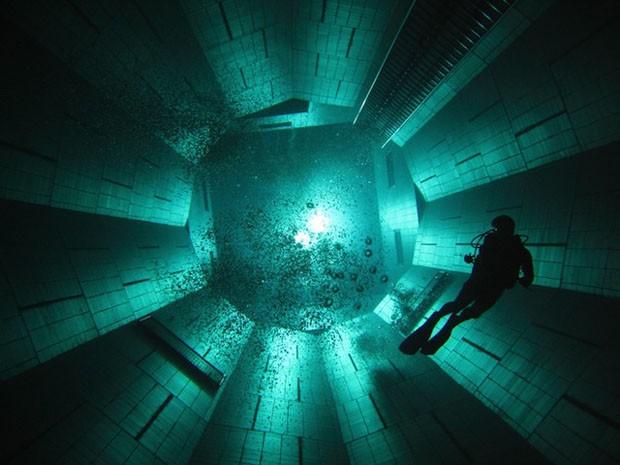 La piscina mas profunda del mundo nemo 33 taringa for La piscina mas temible del mundo