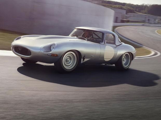 Jaguar Lightweight E-Type (Foto: Divulgação)