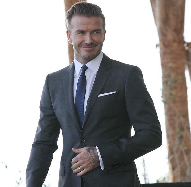 David Beckham (Foto: Getty Images)