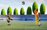 GAME DO GAUCHÃO: tente fazer gols no Bergamota (Reprodução)