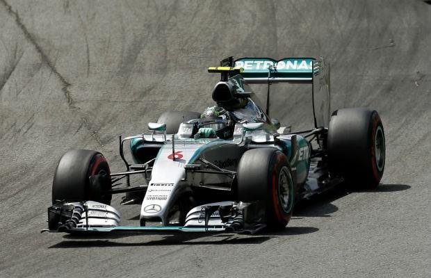 Nico Rosberg, da equipe Mercedes (Foto: Divulgação)