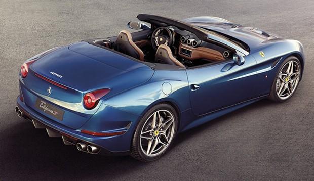 aaab02e43b Auto Esporte - Ferrari California tem visual atualizado e ganha V8 ...
