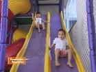 Crise passa longe do setor de festas para crianças