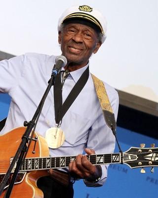 Chuck Berry (Foto: Divulgação)