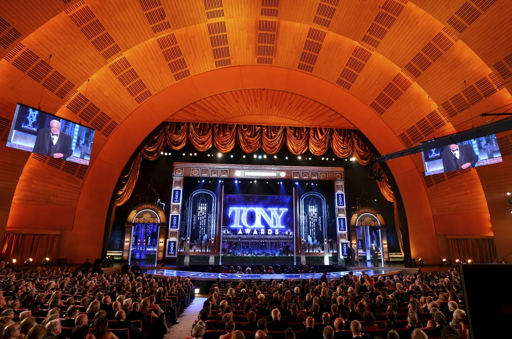 Tony Awards 2017 (Foto: Michael Zorn/Invision/AP)