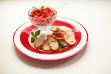 Cozinha Prática - bruschetta de tomate