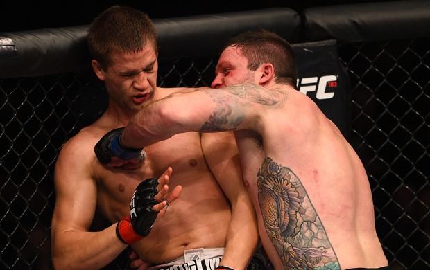 Van Buren x O' Conell, UFC (Foto: Getty Images)