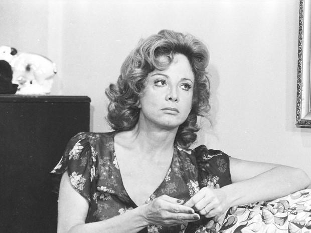 Glória Menezes interpretava Ana Preta