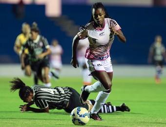 5c840aa86 Ludmila São José futebol feminino x Corinthians (Foto  Leandro  Martins Allsports) São José busca segunda vitória ...