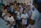 Projetos podem afastar jovens das drogas                      (Reprodução TV)