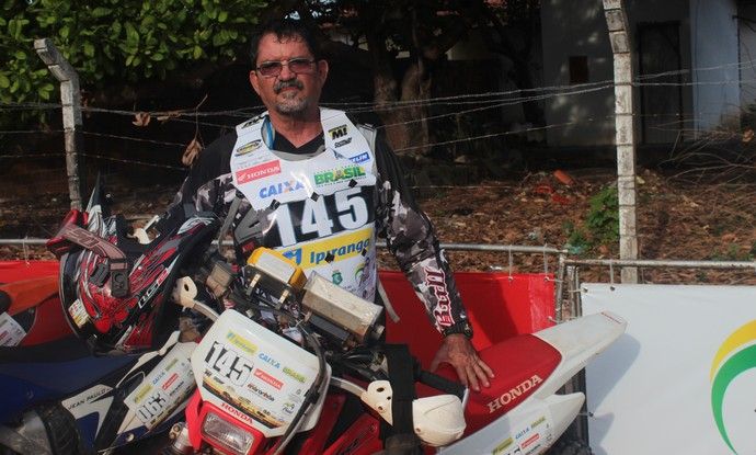 Gayoso, veterano do Cerapió (Foto: Wenner Tito)