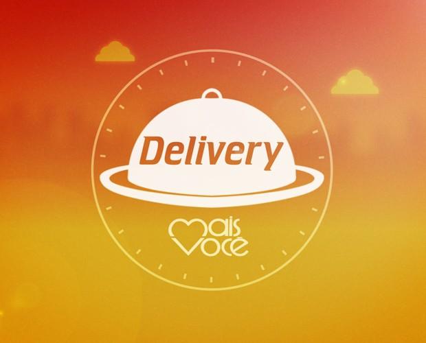 Logo Delivery Mais Você (Foto: Mais Você/TV Globo)