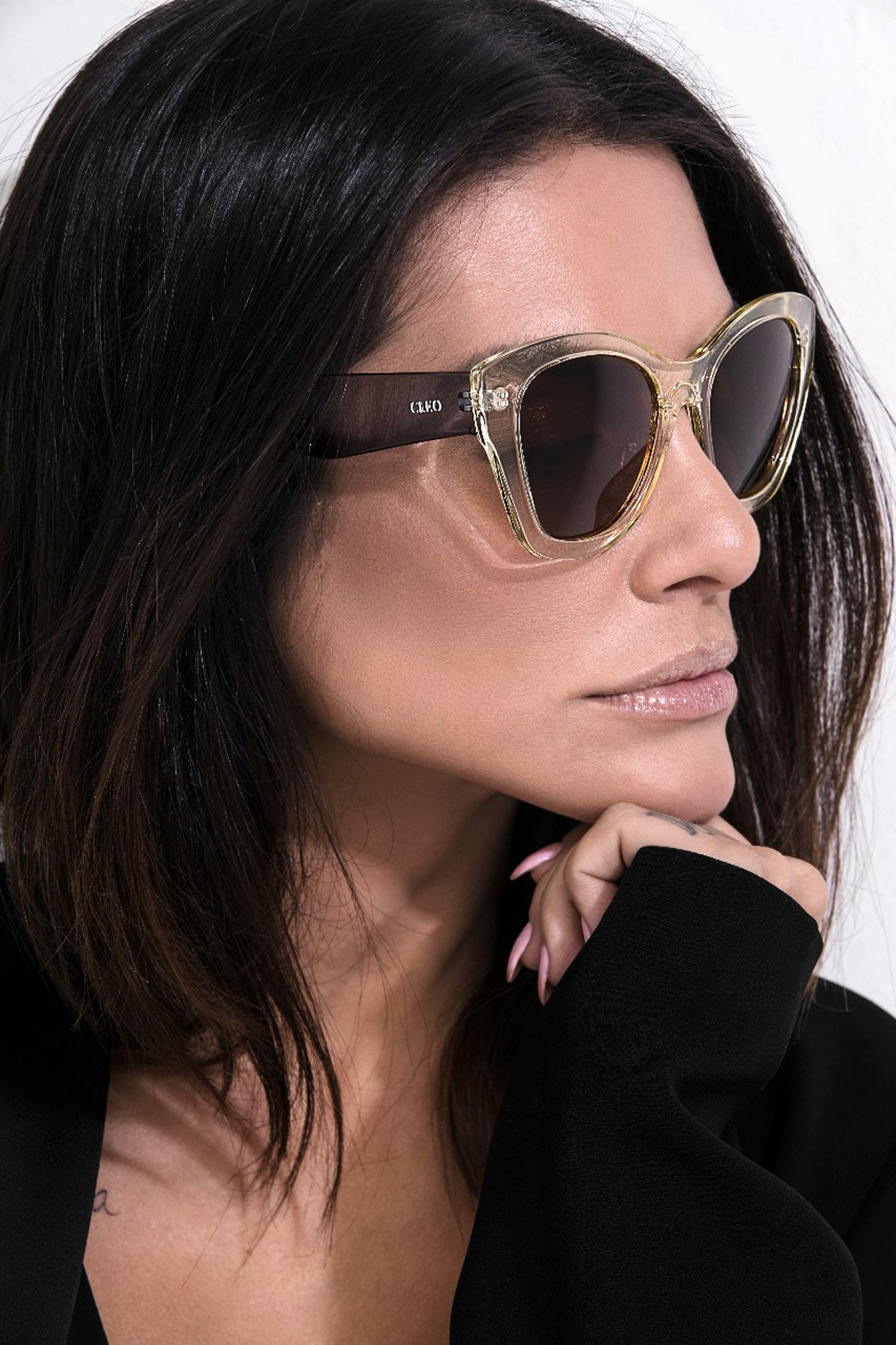 Cleo Pires lança linha de óculos (Foto: Divulgação)