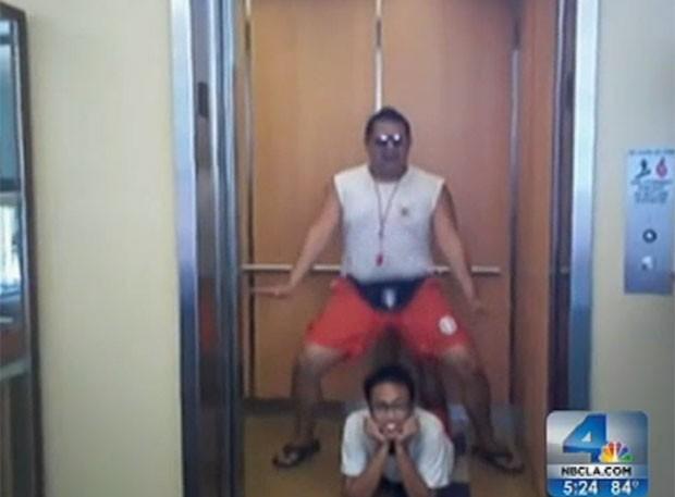 Parque aquático alegou que o vídeo era 'inadequado e repugnante'. (Foto: Reprodução)