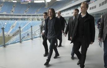 De olho na Copa das Confederações, Fifa bota fé em São Petersburgo