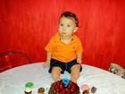 Priscila Pires comemora os 9 meses do filho: 'Minha vida é sua'