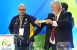 Veja como foi o sorteio dos grupos e quem o Brasil vai pegar no Rio (Thierry Gozzer)