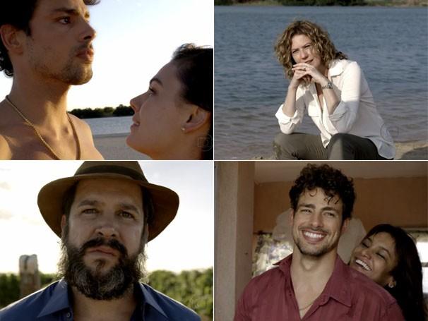 Veja em vídeo as primeiras cenas da nova minissérie da Globo, Amores Roubados (Foto: Divulgação/Reprodução)