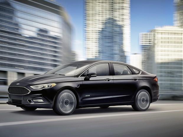 Ford Fusion Energi (Foto: Divulgação)