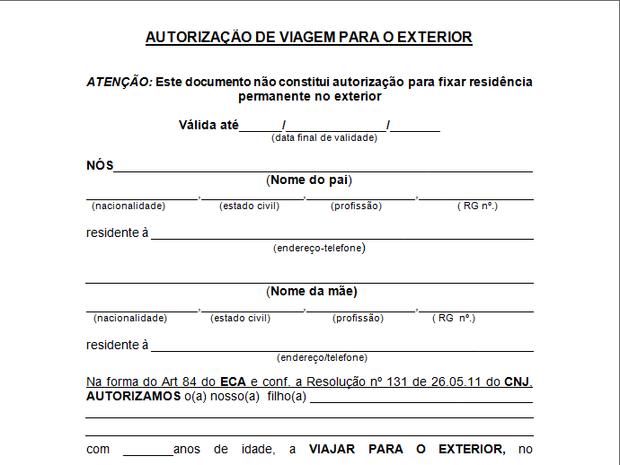G1 Juizado Pede Atenção Para Emissão De Autorizações De