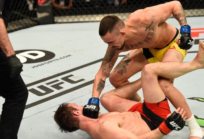 Marlon Vera Brad Pickett UFC Londres (Foto: Getty Images)