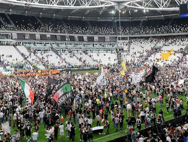 Torcida Juventus (Foto: Reuters)