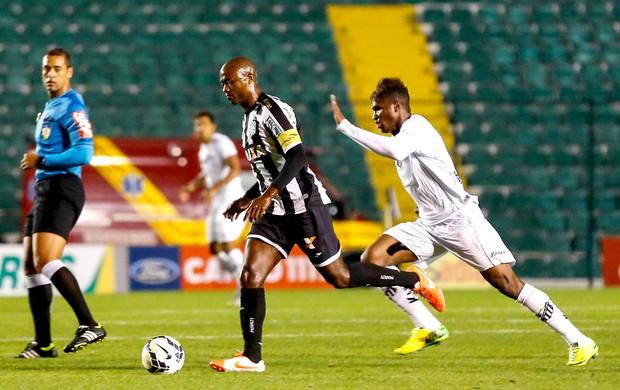 Kleber jogo Figueirense x Bragantino Copa do Brasil (Foto: Thiago Pedro / Futura Press)