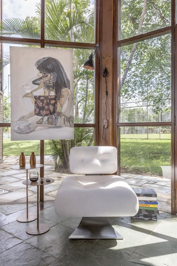 Casa de Zanine Caldas é reformada para jovem casal (Foto: Joana França)
