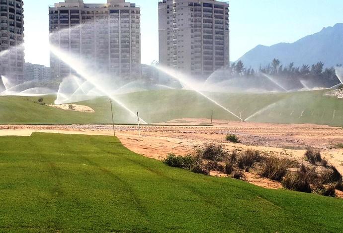campo de golfe rio 2016 (Foto: Divulgação/Greenleaf)