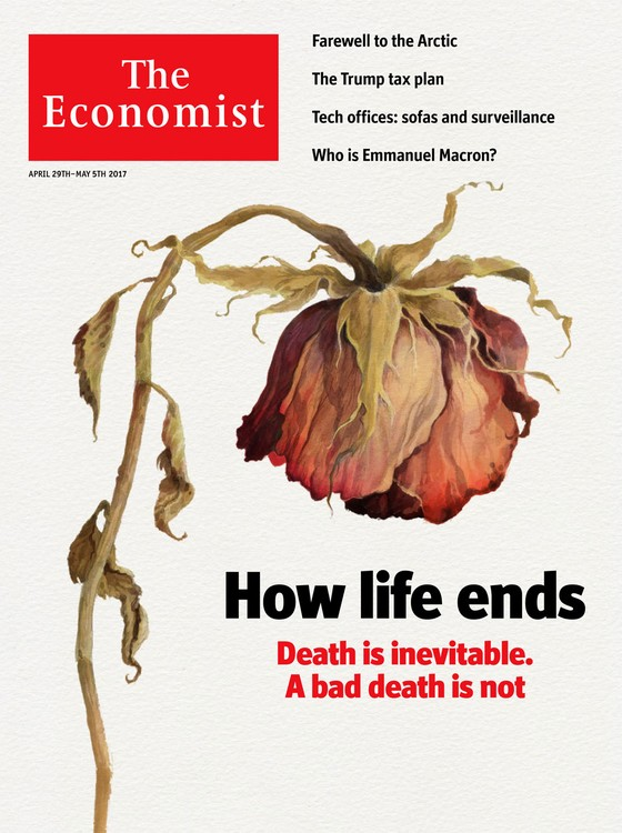 Capa da revista The Economist (Foto:  Divulgação)