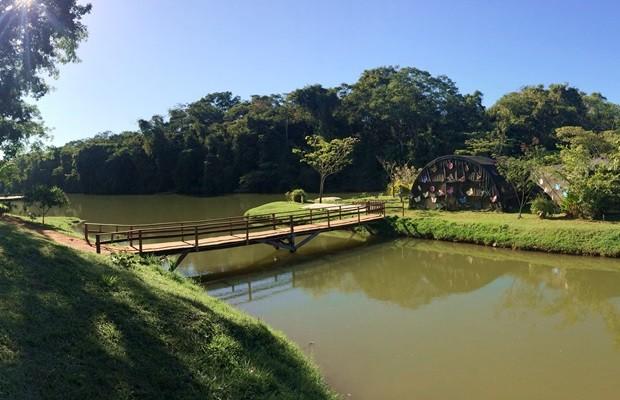 Jardim Botânico, Goiânia, Goiás (Foto: Paula Resende/ G1)