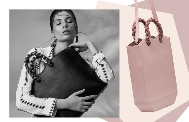 Soleah lança sua primeira coleção autoral de bolsas (Foto: Divulgação)