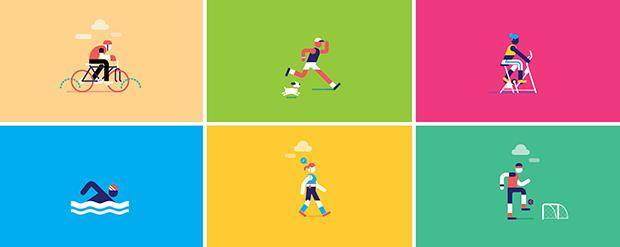 Eu Atleta Novos Esportes (Foto: Editoria de Arte / EUATLETA.COM)