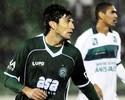 Arroz supera gol contra e revê Goiás como titular 'intocável' no Guarani