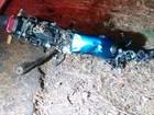Motociclista morre em acidente com táxi na BR-174, Norte de Roraima