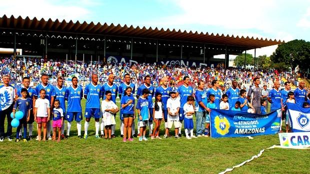 Fast Clube x Nacional na final do Campeonato Amazonense 3 =26-05-2012 (Foto: Adeilson Albuquerque/GLOBOESPORTE.COM)
