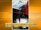 Gaúcha morre e dois se ferem após serem atingidos por carro em SC