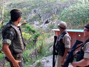 Operação do Exército (Foto: Divulgação/Exército)