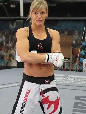 Duda Yankovich na Team Nogueira, MMA, UFC (Foto: Reprodução / Twitter)